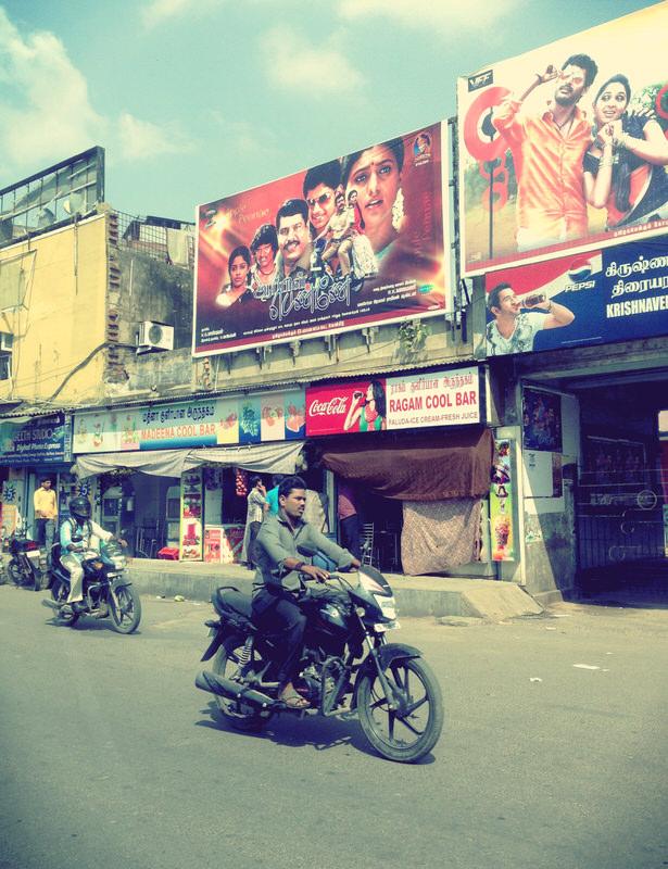 Rider, Chennai 2013