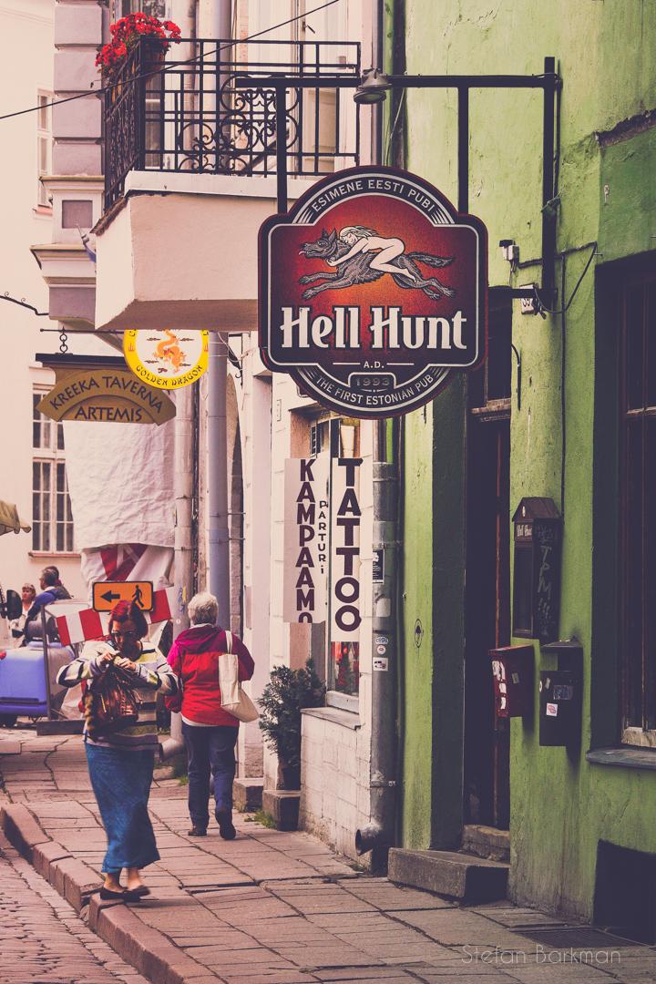 Hell Hunt Tallinn